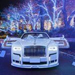 Rolls-Royce Dawn độ thân rộng cực ngầu ở Nhật