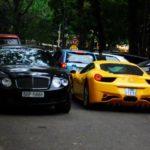 Đầu năm ngắm Rolls royce, Bentley xuất hiện trên phố Hà Nội