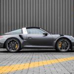 Hãng McChip DKR độ Porsche 911 Targa 4 GTS mạnh mẽ hơn