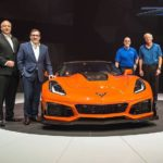 Chevrolet Corvette ZR1 bán để làm từ thiện với giá gần 1 triệu đô