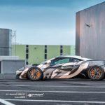 Siêu xe McLaren 570S độ rằn ri với Body kit của Prior Design