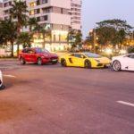 Những siêu xe hot nhất trên phố Việt tuần đầu tháng 2/2018