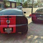 Cặp xe Ford Mustang độ khá đẹp của dân chơi Đồng Nai