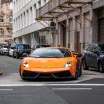 Siêu xe Lamborghini Gallardo Superleggera độ 1000 mã lực chạy trên phố