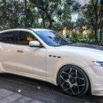 Siêu SUV Maserati Levante S độ thân rộng cực ngầu ở Sài Gòn