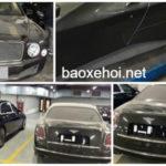 Xót xa những xe siêu sang Maybach, Rolls royce, Bentley bị bỏ rơi