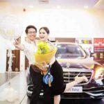 Nữ doanh nhân thành đạt Đoàn Di Băng mua Maybach S450 tuyệt đẹp