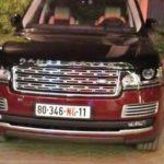 Range rover Svautobiography Sơn La ra biển số NG