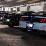 Dàn siêu xe tuyệt đẹp ít sử dụng chờ bảo dưỡng trong garage
