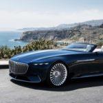 Xe siêu sang đỉnh Mercedes Maybach 6 cực đẹp ngoài đời