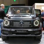 Ngắm xe siêu sang Mercedes-AMG G63 2019 ra mắt tại Geneva 2018