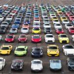 Ngắm dàn siêu xe gần 2200 tỷ đồng của hội con nhà giàu Anh