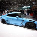 Ngắm loạt siêu xe hầm hố độ Liberty Walk tại triển lãm Geneva Motor Show