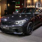 Siêu xe BMW M2 Coupe độ mạnh mẽ hơn với gói Black Shadow Edition