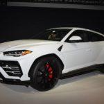 Ngắm vẻ đẹp của Lamborghini URUS khiến đại gia Việt phát thèm