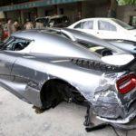 Dàn siêu xe không may gặp sự cố đầu năm 2018