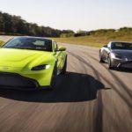 Aston Martin bán xe chính hãng ở Việt Nam cuối năm 2018