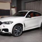 BMW X6 độ khủng với gói M Performance