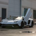 Siêu xe Lamborghini Aventador nâng cấp phụ kiện ADV.1