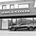 Aston Martin Vanquish S Volante mạnh hơn nhờ Wheelsandmore