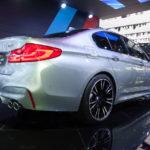 Siêu sedan BMW M5 2018 ra mắt tại Thái Lan