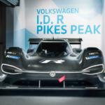 Siêu xe hoàn toàn bằng sợi carbon Volkswagen ID R Pikes Peak