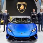 Lamborghini Huracan Performante tới Trung Quốc