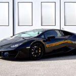 Siêu xe Lamborghini Huracan chuyên dụng để quay phim