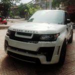 Range rover Autobiography độ Hamann hầm hố ở Phú Thọ