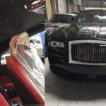 Hàng đỉnh Rolls-Royce Wraith Black Badge về Việt Nam mới cứng