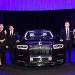 Rolls-Royce Phantom 2018 chốt giá 1,9 triệu USD ở Thái Lan