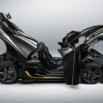 Siêu xe đỉnh Koenigsegg vỏ dệt bằng vàng cực khủng