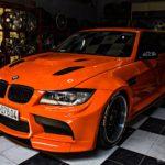 Siêu phẩm BMW M3 độ bản GTRS3 cực đẹp ở Vũng Tàu