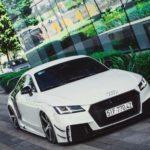 Audi TT giá hơn 2 tỷ đồng độ kiểu R8 nổi bật ở Sài Gòn