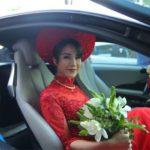 Ngắm dàn siêu xe đẹp trong đám cưới Diệp Lâm Anh