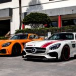 Cặp siêu xe đỉnh Mercedes-AMG GTR độ cực khủng bởi Renntech