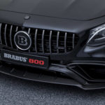 Mercedes AMG S63 coupe độ qua tay Brabus 789 mã lực