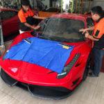 Siêu xe Ferrari 458 Italia độ Misha Designs cực chất ở Sài Gòn