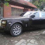 Xe Rolls royce Phantom Series II giá hơn 53 tỷ về chơi Hải Phòng