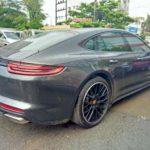 Porsche Panamera mới trên phố Sài Gòn