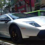 Siêu xe Lamborghini Murcielago SV tiếp tục về nhà đại gia cà phê