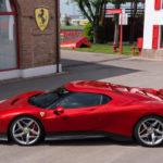 Siêu xe Ferrari SP38 độc nhất vô nhị thế giới