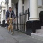Xe đạp toàn bộ bằng vàng nguyên chất giá 7,5 tỷ đồng