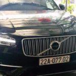 Ngắm xế sang Volvo XC90 2018 ở Tuyên Quang ra biển số mới