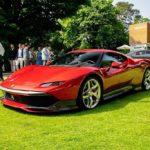 Siêu xe sản xuất duy nhất 1 chiếc Ferrari SP38 ra mắt