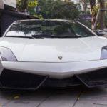 Siêu xe Lamborghini Gallardo từng ở Ninh Bình về màu nguyên bản