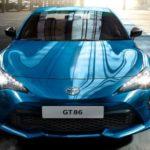 Toyota GT86 Club Series Blue Edition đẹp cho người trẻ