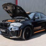 Hàng khủng BMW X6 M độ siêu khủng bởi G-Power