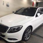 Mercedes S500 chạy 2,9 vạn Km bán giá 4,2 tỷ đồng