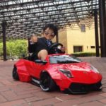 Siêu xe Lamborghini Murcielago độ Lyberty Walk cho thiếu gia